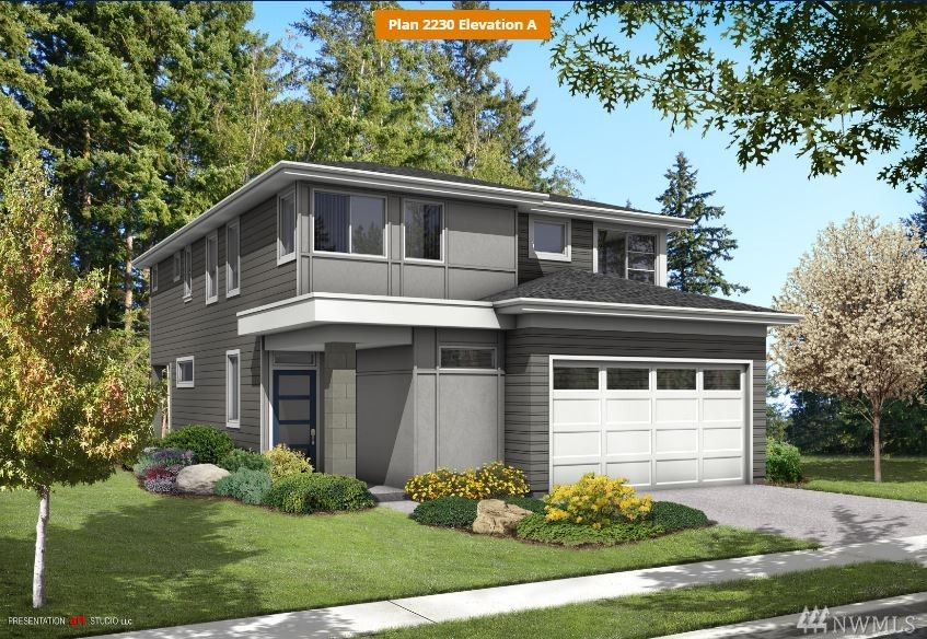 3053 S 276th           (Home Site 26) Ct, Auburn, WA 98001