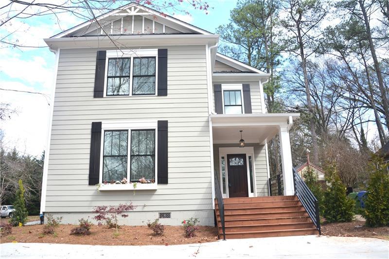 702 Stokeswood Avenue, Atlanta, GA 30316