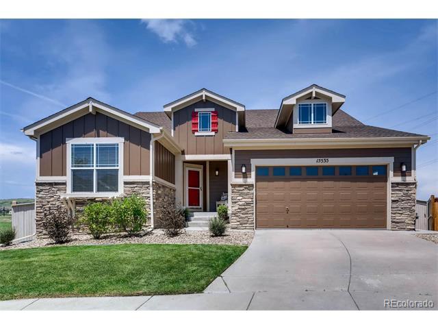 15535 E Pine Drop Avenue, Parker, CO 80134