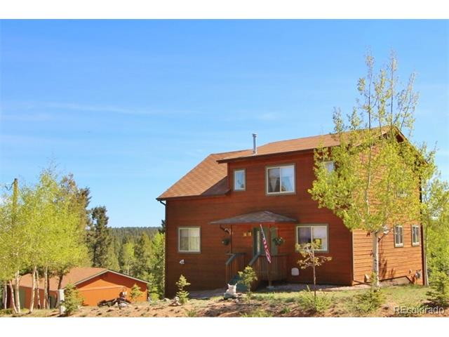 14 Cradle Lake Place, Divide, CO 80814