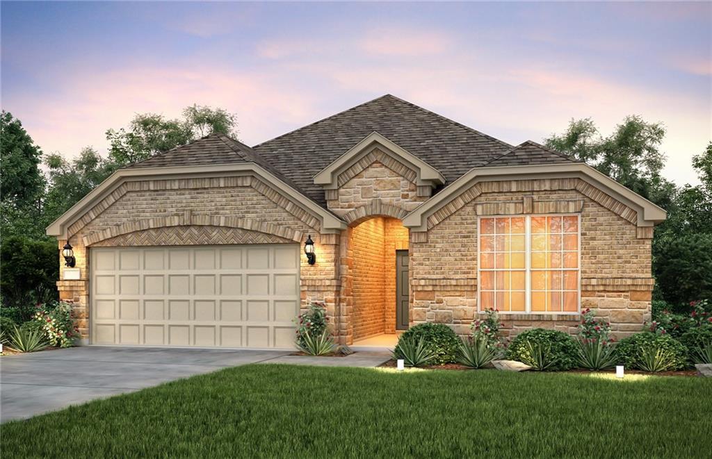 2837 Barnsley Drive, McKinney, TX 75071