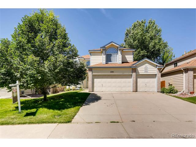 5395 S Jebel Way, Centennial, CO 80015