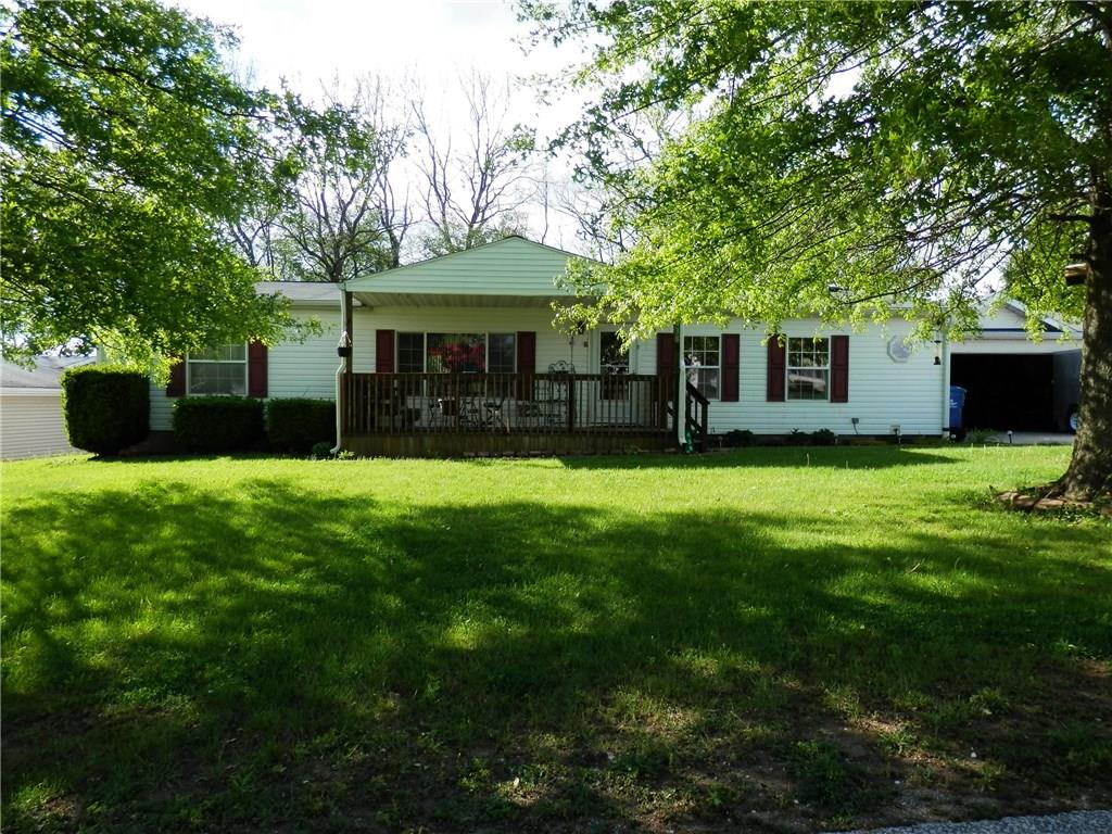438 Cool Evening Road, Cloverdale, IN 46120