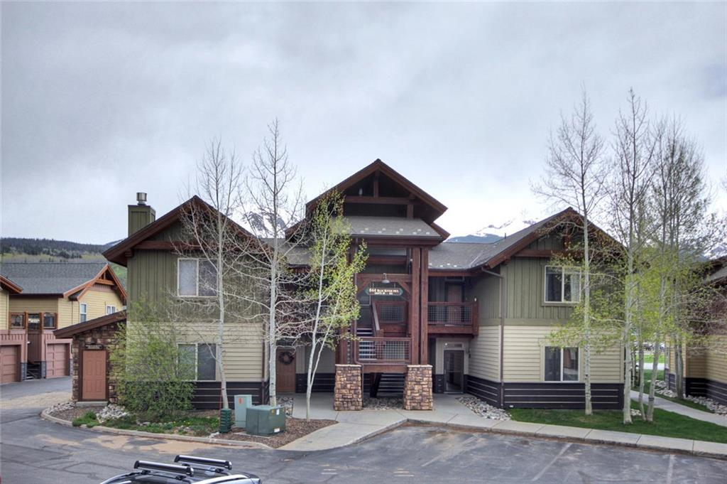 844 Blue River Parkway B5, SILVERTHORNE, CO 80498