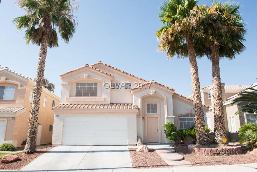 7741 FALCONWING Avenue, Las Vegas, NV 89131