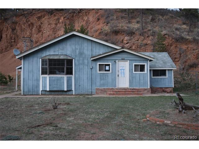 10380 El Paso Avenue, Green Mountain Falls, CO 80819