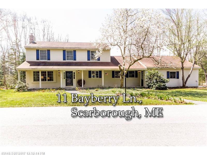 11 Bayberry LN , Scarborough, ME 04074