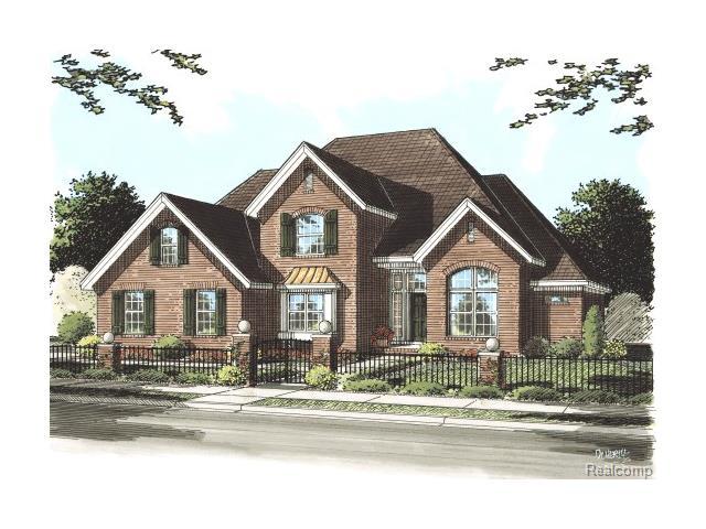 3930 Mitra Court, West Bloomfield Twp, MI 48323