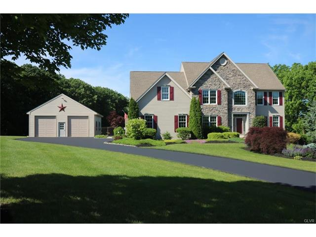 8074 Overview Court, Weisenberg Twp, PA 18066