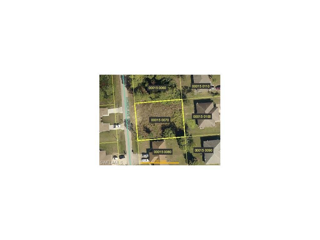 225 Homer AVE S, LEHIGH ACRES, FL 33973
