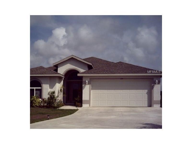 127 ARROW LANE, ROTONDA WEST, FL 33947