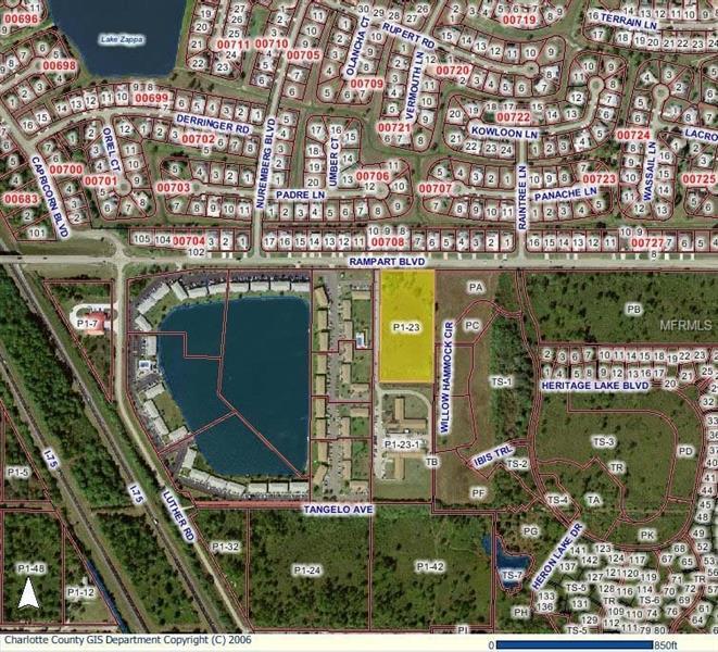 25335 RAMPART BOULEVARD, PORT CHARLOTTE, FL 33983