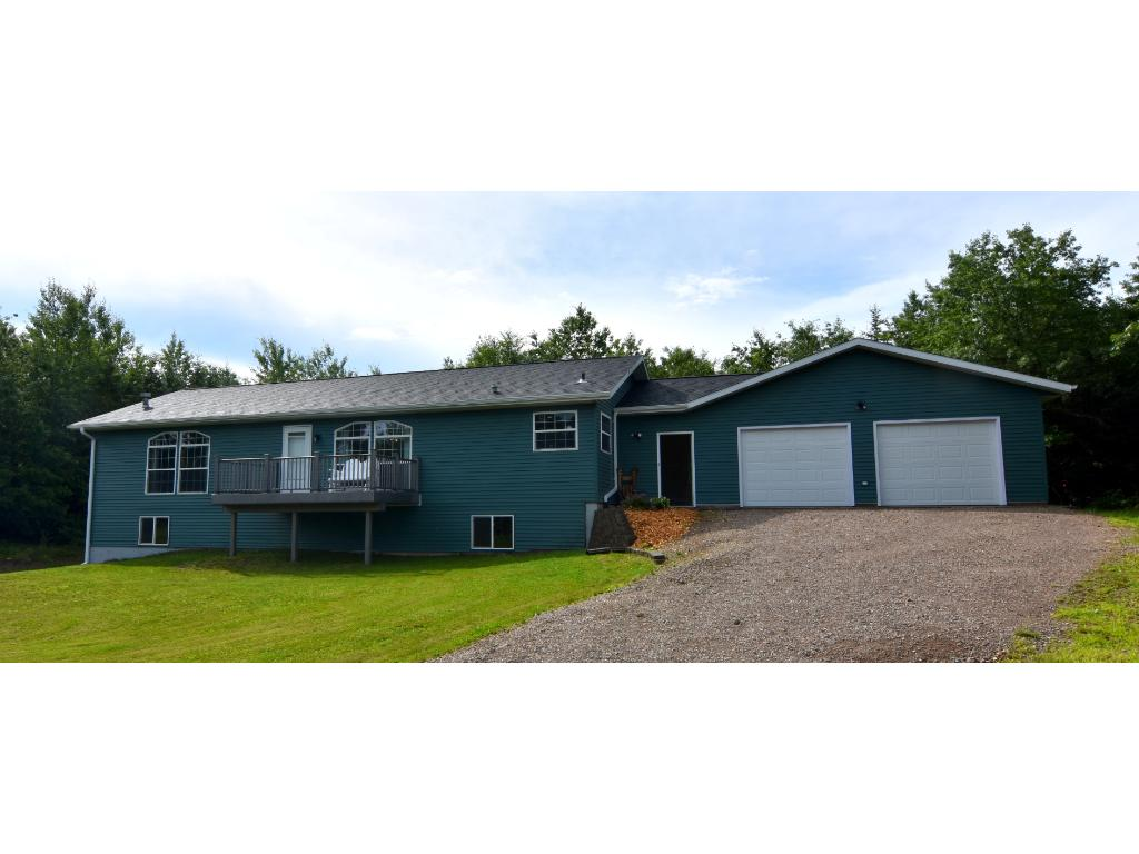 1853 13 1/4 Avenue, Stanley Twp, WI 54822