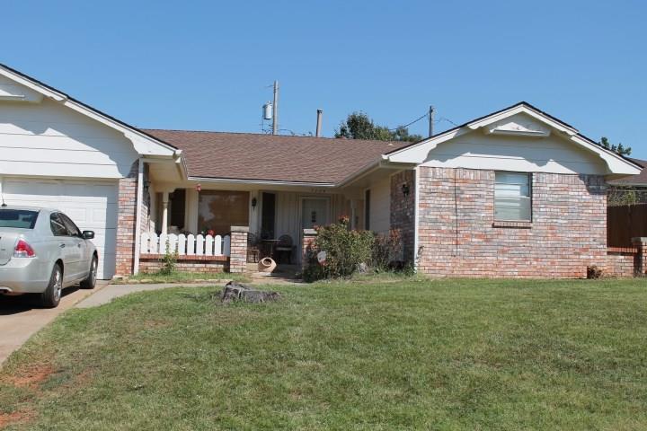 7204 Seminole Terrace, Warr Acres, OK 73132