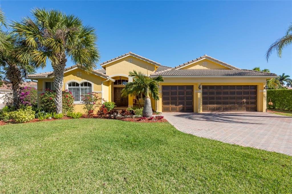 4706 SW Long Bay Drive, Palm City, FL 34990