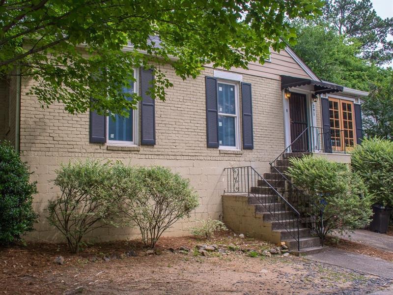 291 NW Deering Road, Atlanta, GA 30309