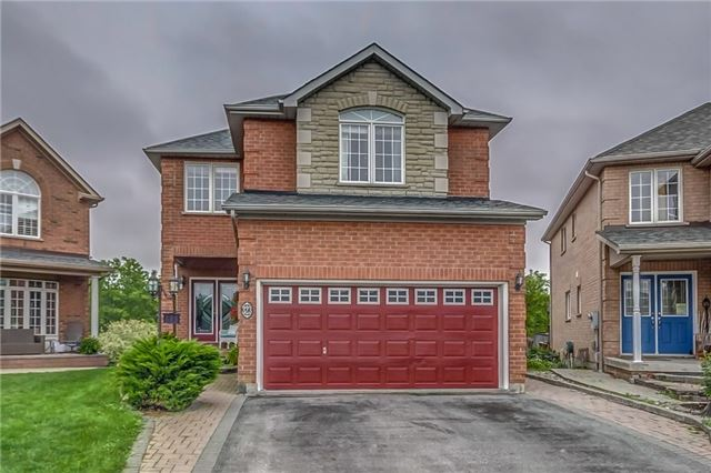 323 Granby Crt, Pickering, ON L1V 7B9