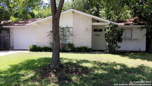 13626 COLERIDGE ST, San Antonio, TX 78217