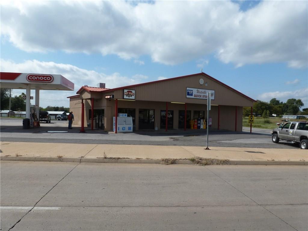 Hwy 59 & 62 Junction, Westville, OK 74965
