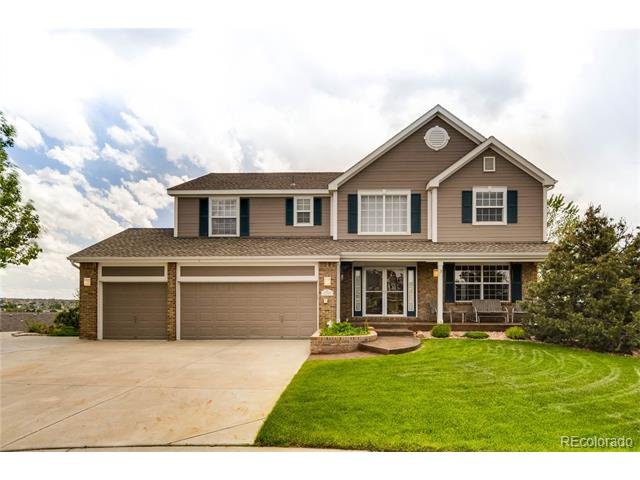 10761 Foothill Way, Parker, CO 80138