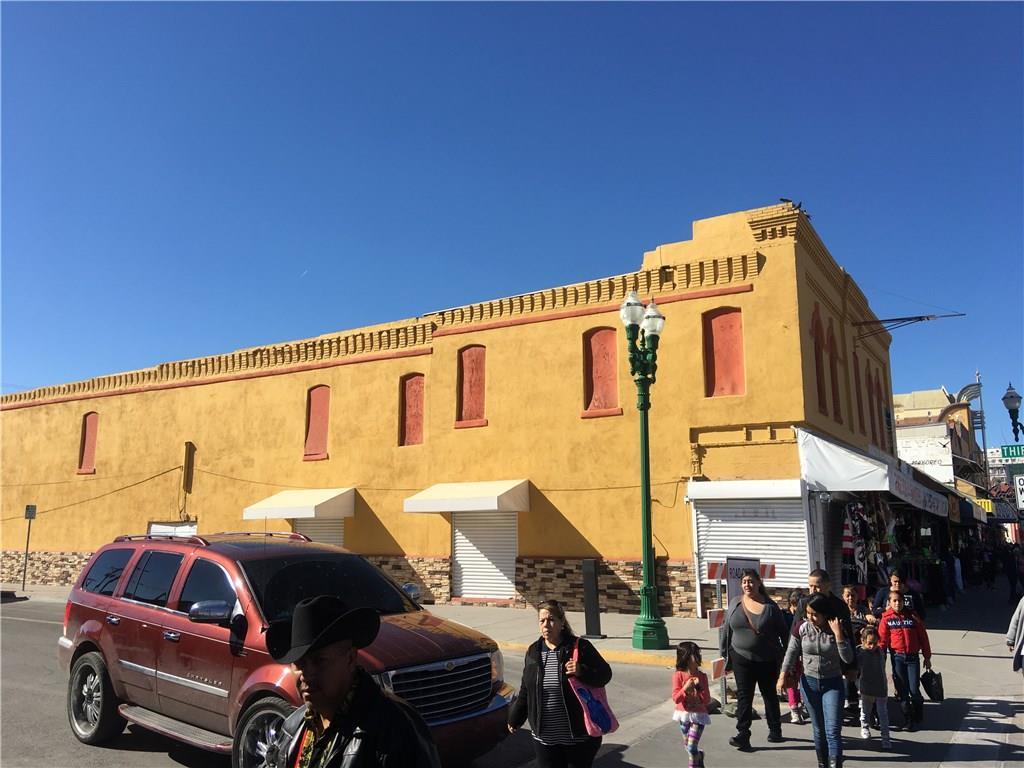 523-525 S El Paso Avenue, El Paso, TX 79901