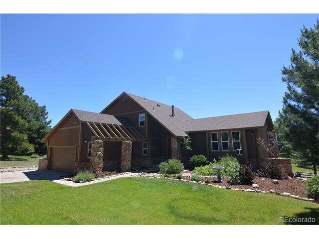 6876 N Windview Circle, Parker, CO 80134