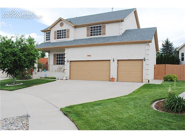 4770 Spotted Horse Drive, Colorado Springs, CO 80923