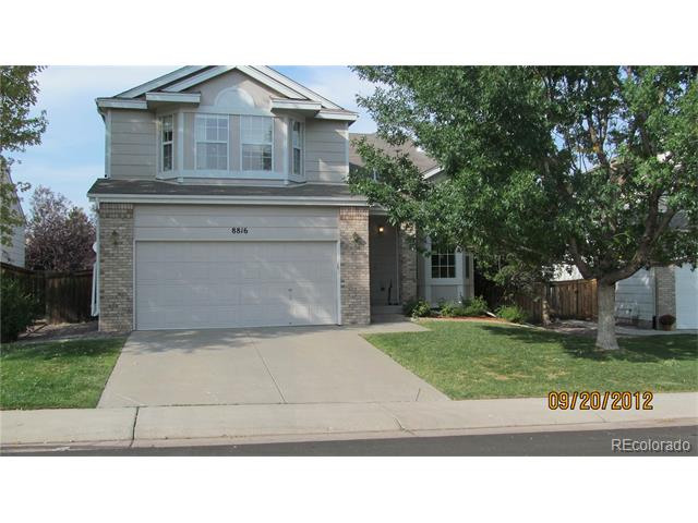 8816 Miners Place, Highlands Ranch, CO 80126