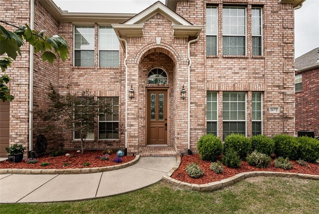 2672 Whispering Trail, Little Elm, TX 75068
