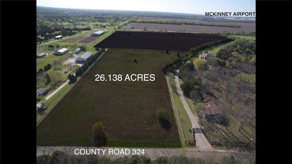 3100 CR 324, McKinney, TX 75069
