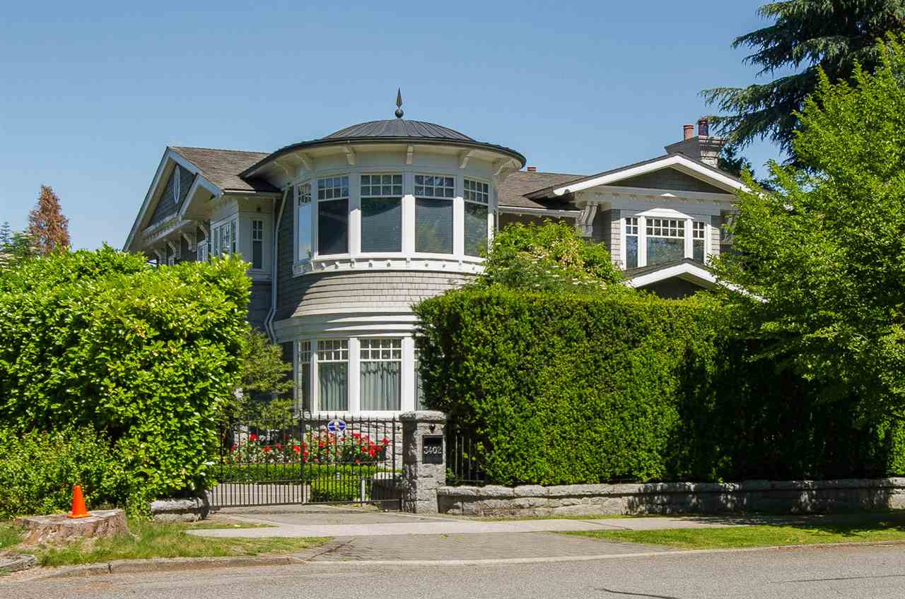 3402 OSLER STREET, Vancouver, BC V6H 2W3