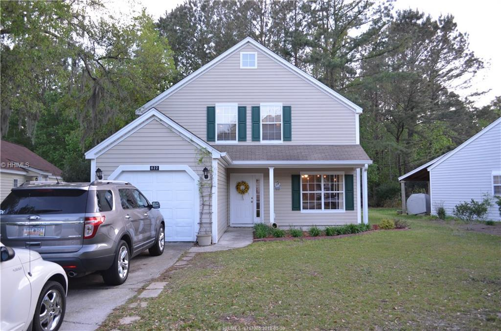 822 Bakers COURT, Bluffton, SC 29910