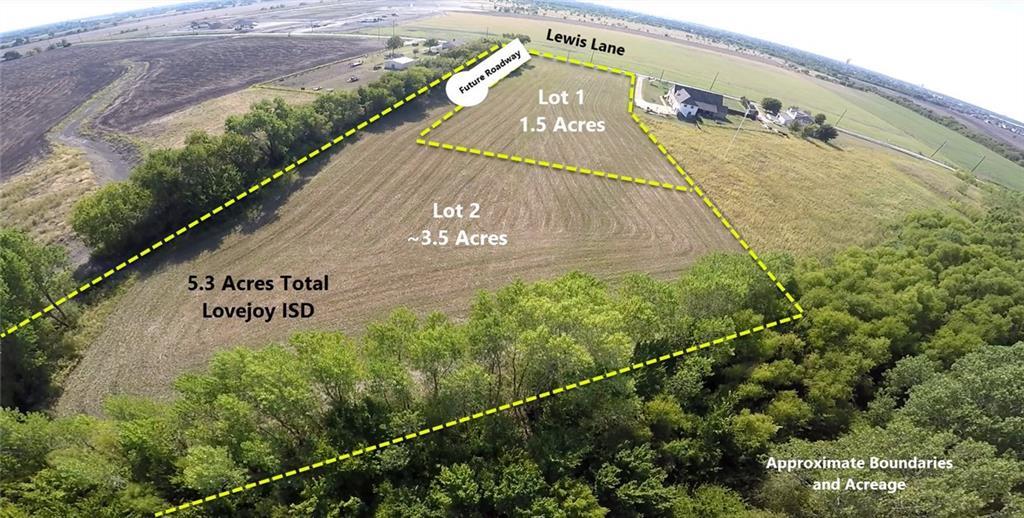 Lot 2 Lewis Lane, Lucas, TX 75002