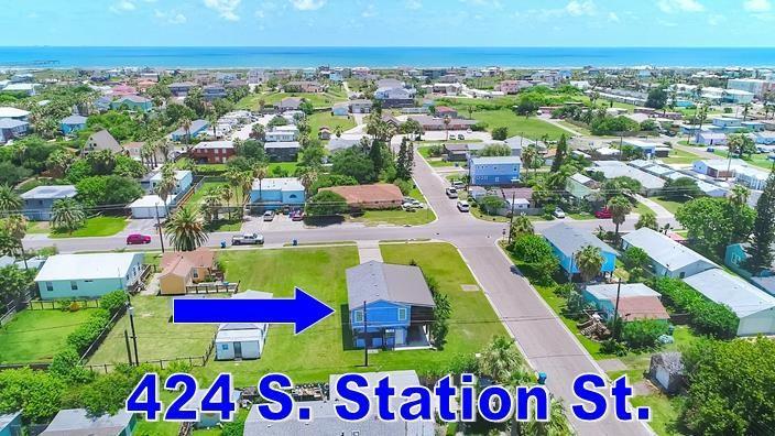 424 S Station St, Port Aransas, TX 78373