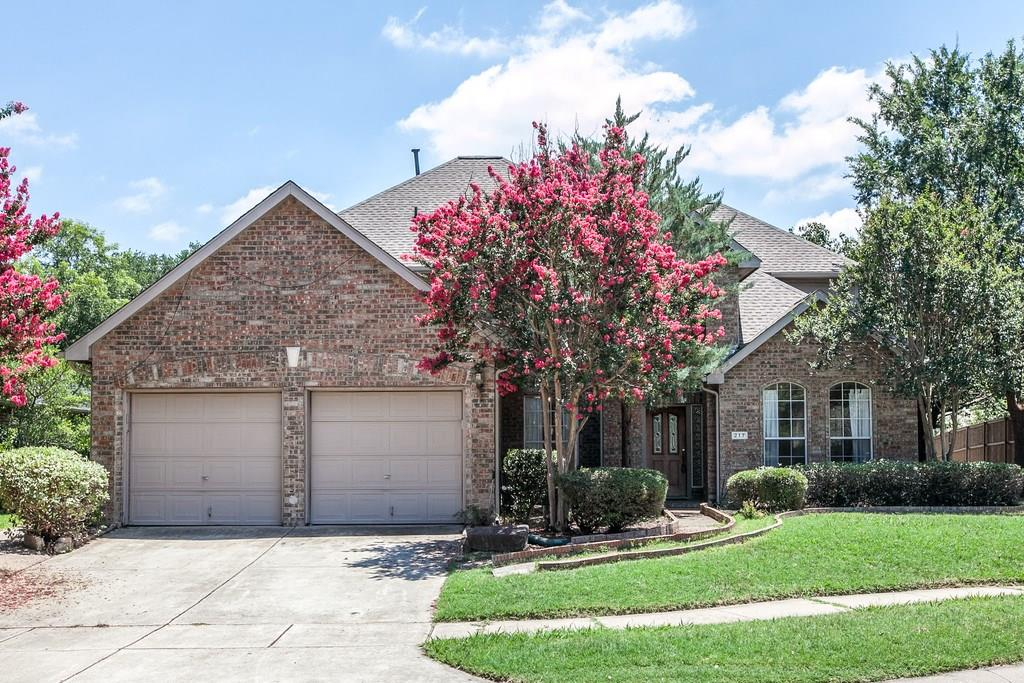 217 Patricia Lane, Highland Village, TX 75077