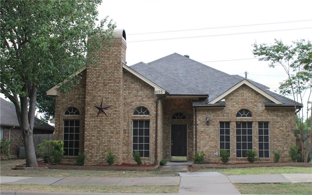 2075 Camelot Drive, Lewisville, TX 75067