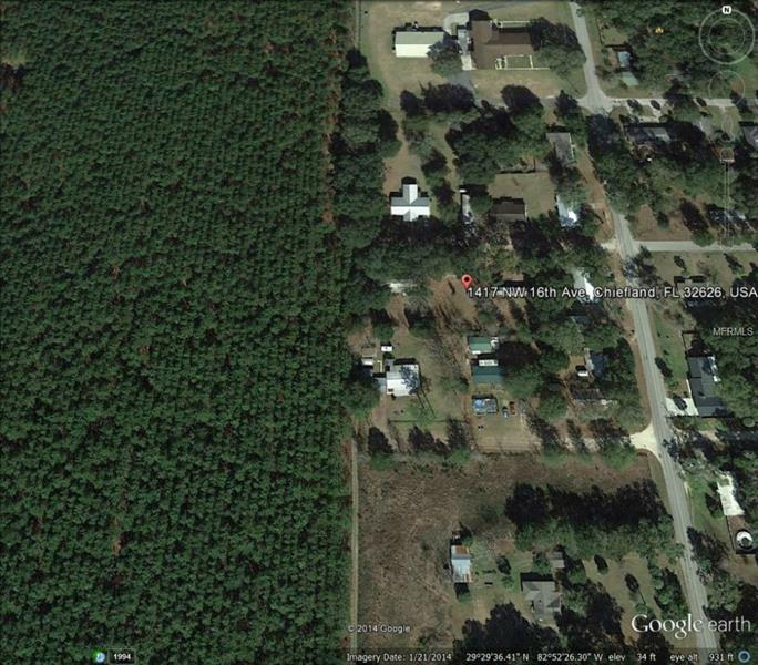 1417 16TH AVENUE, CHIEFLAND, FL 32626