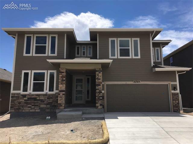 6769 Black Saddle Drive, Colorado Springs, CO 80924