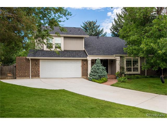 10858 E Berry Place, Englewood, CO 80111