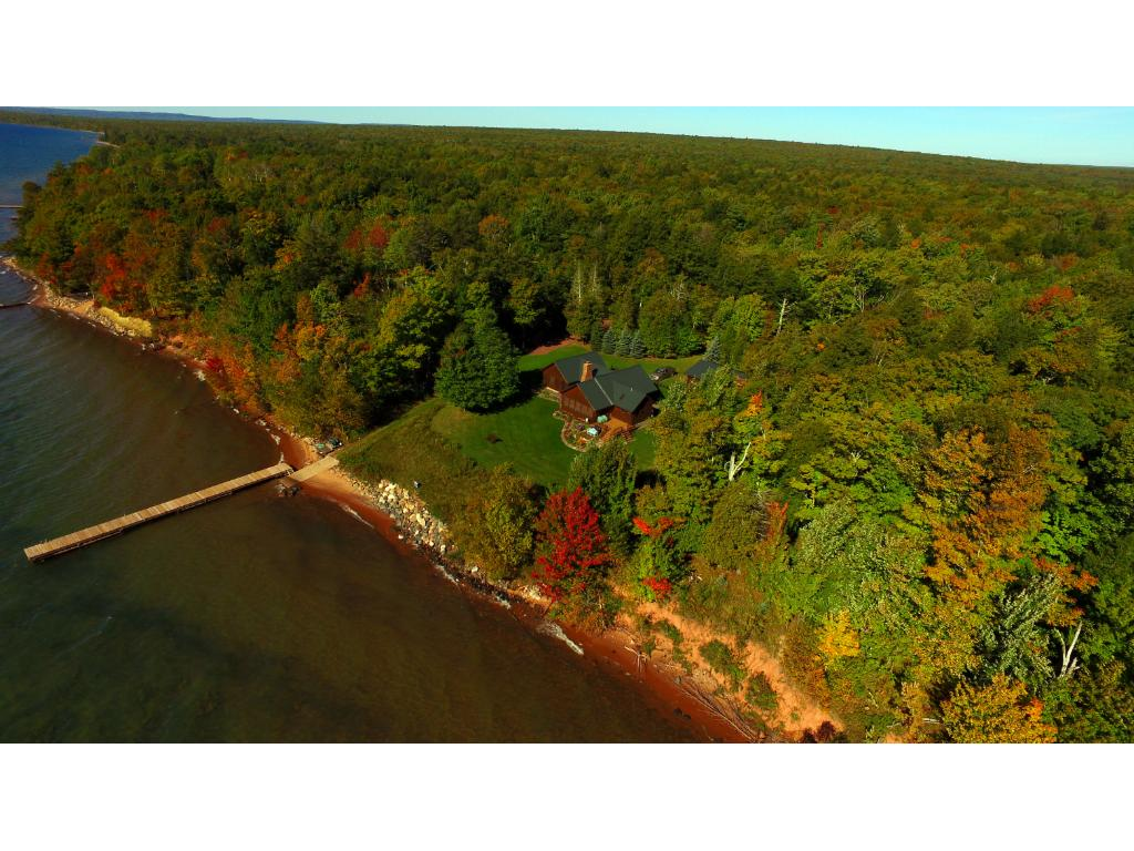 4147 Chippewa Trail, LaPointe, WI 54850