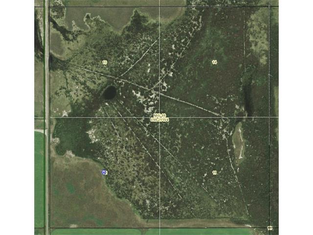 1/2 M North of TWRd 182 on Range Road 260, Rural Vulcan County, AB T0L 0L0