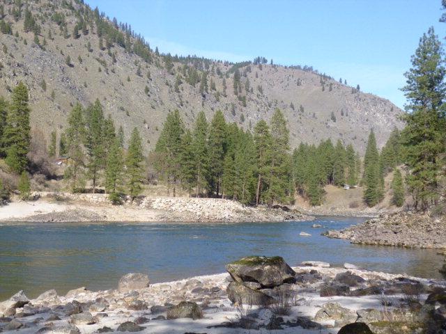 2779 Big Salmon River Road, Riggins, ID 83549