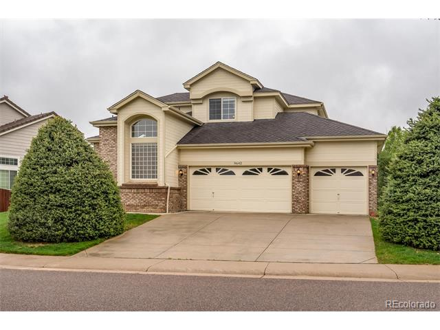 9642 Indian Wells Drive, Lone Tree, CO 80124
