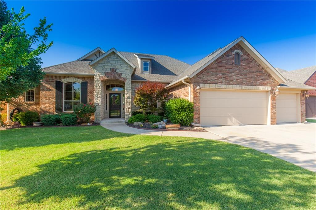1204 Red Plum, Moore, OK 73160