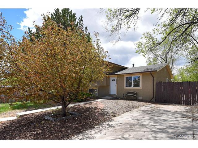 3595 El Morro Road, Colorado Springs, CO 80910
