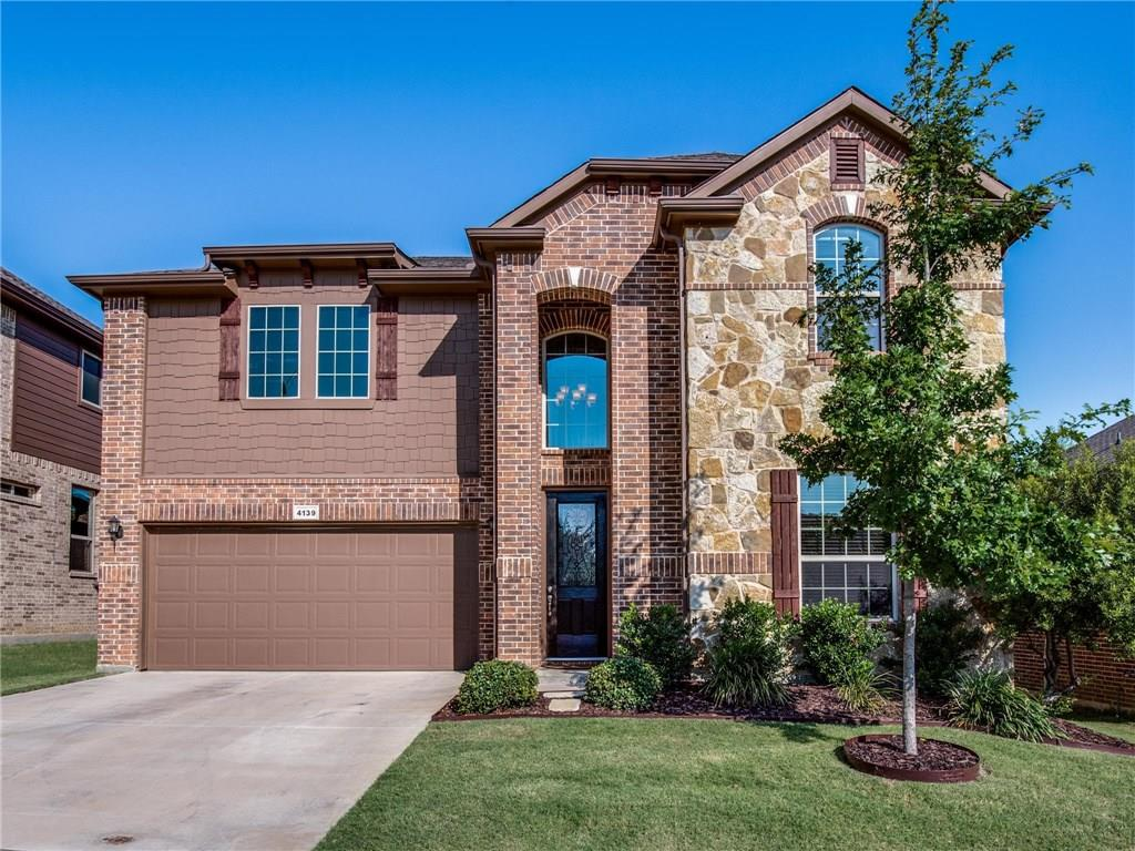 4139 Napoli Way, Irving, TX 75038