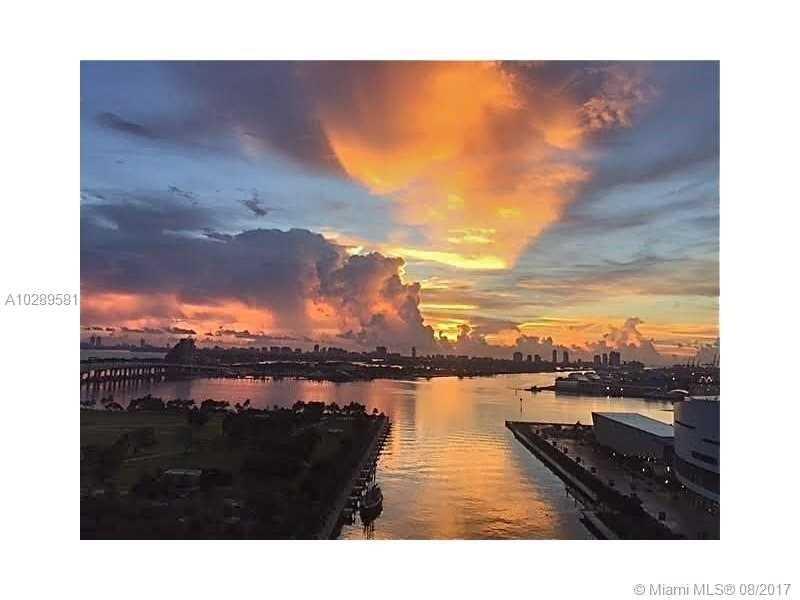 888 Biscayne Blvd 2407, Miami, FL 33132