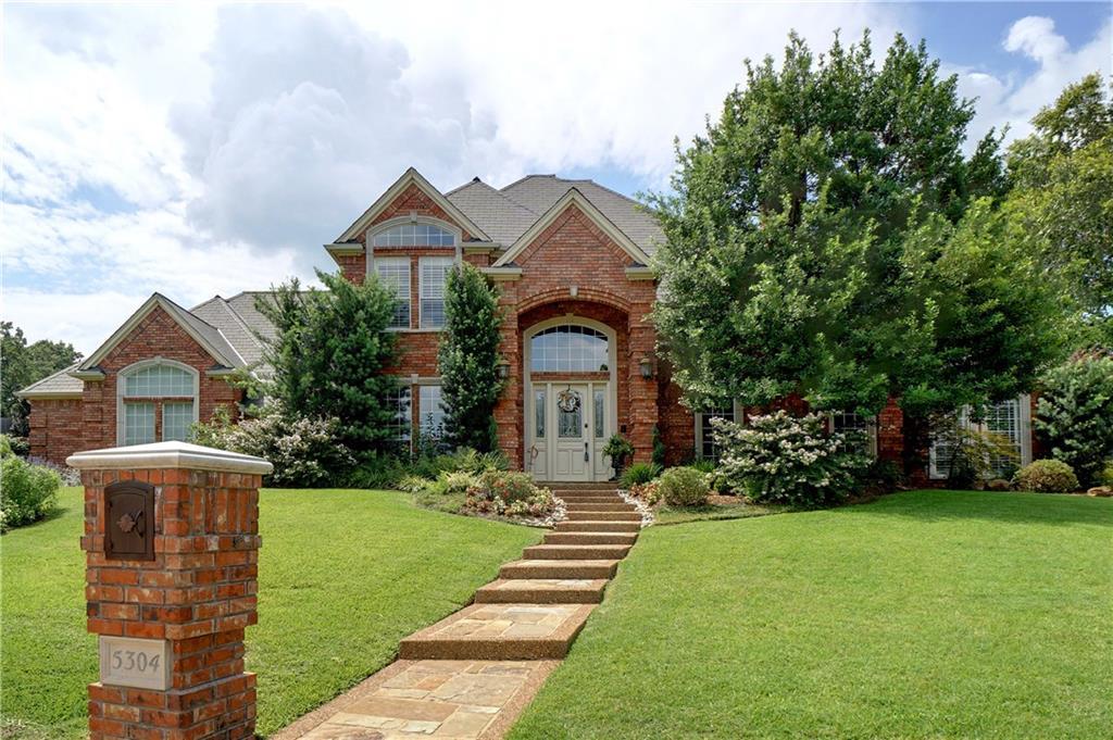 5304 Cottonwood Court, Colleyville, TX 76034