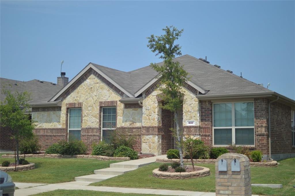 657 Austin Lane, Lavon, TX 75166