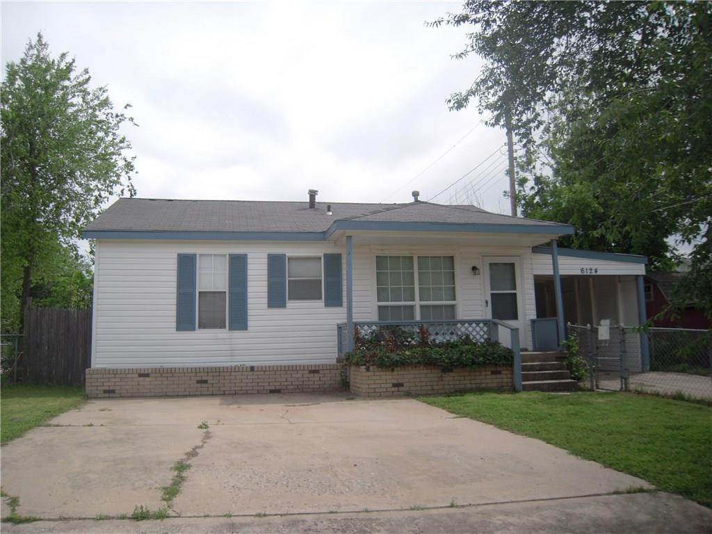 6124 NW 55th Street, Warr Acres, OK 73122